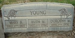 Ruth Mabel Young