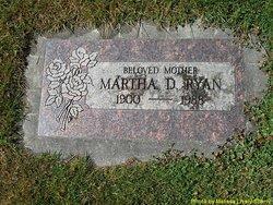 Martha Delilah <I>Landon</I> Ryan