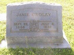 Janie Croley