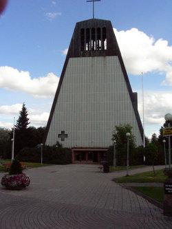Kauhajoki Church Cemetery