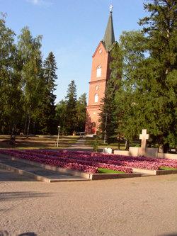 Mantsala Church Cemetery