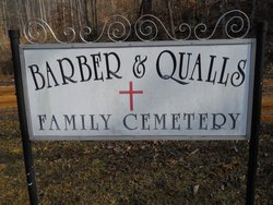 Barber and Qualls Family Cemetery