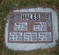Guenavere Hales
