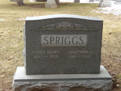 Cyrus Henry Spriggs