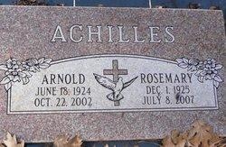 Rosemary Achilles