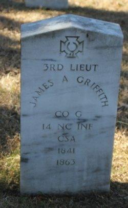 Lieut James A. Griffith