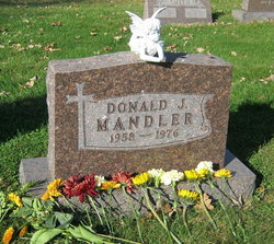Donald James Mandler