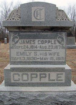 Emily S <I>Huckleberry</I> Copple