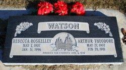 Arthur Theodore Watson