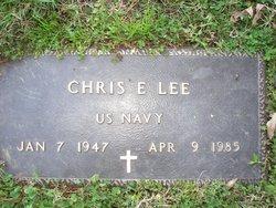Chris Eugene Lee