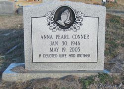 Anna Pearl <I>Head</I> Conner