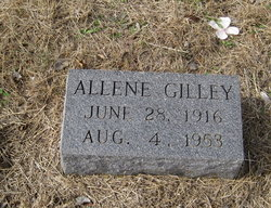 Ruth Allene <I>Gilley</I> Bluhm
