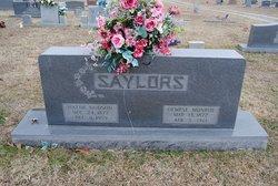 Dempsey Monroe Saylors