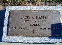 Jack A Happel