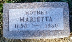 "Marietta ""Etta"" <I>Hash</I> Hash"