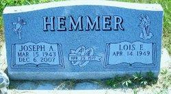 Joseph A Hemmer
