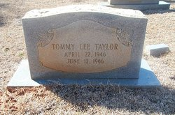 Tommy Lee Taylor