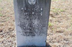 Dewey C. Wright