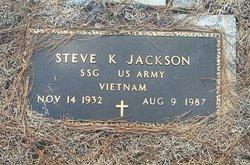 Steve K. Jackson