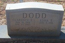 Clarence E. Dodd