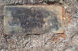 Walter Marshall Heaton