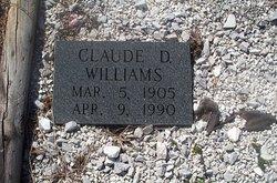 Claude D. Williams