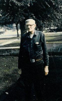 Clarence Rupert Evans
