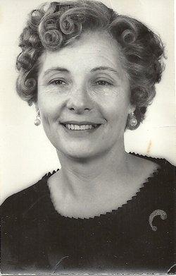 "Lois Elizabeth ""Betty"" <I>Kern</I> Alvarez"
