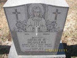 Natalia M. Aguilera