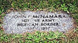 John Francis McNamara