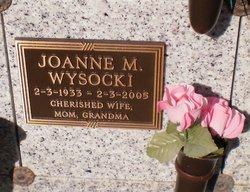 Joanne Margaret <I>Miller</I> Wysocki