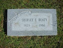 Shirley Frances <I>Chapin</I> Beaty