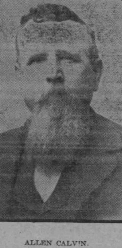 Allen W. Calvin