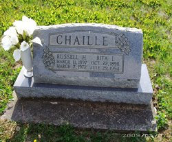Russell H Chaille