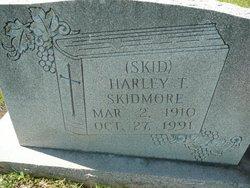 "Harley Tipton ""Skid"" Skidmore"