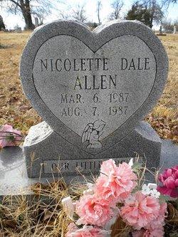 Nicolette Dale Allen