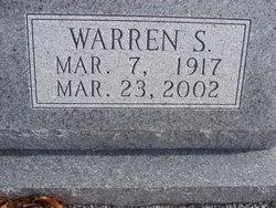 Warren S Cail