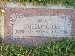 Chesly Carman Lee