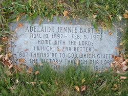 Adelaide Jennie Bartlett