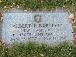 Albert F Bartlett