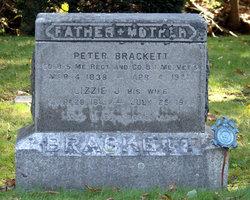 "Elizabeth J. ""Lizzie"" <I>Merrill</I> Brackett"