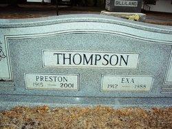 Preston Thompson