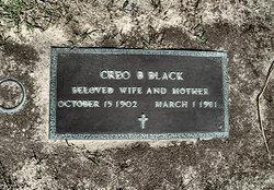 Creo Bell <I>Braxton</I> Black