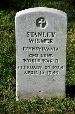 Stanley Wismer