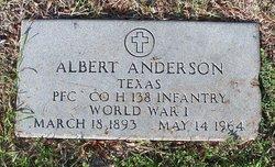 "Albert ""Soda Pop"" Anderson"