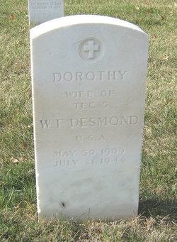 Dorothy Desmond