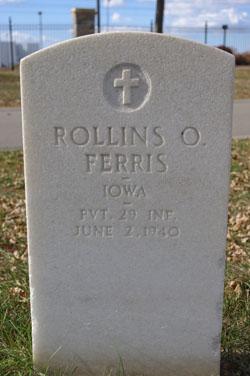 Rollins Orvile Ferris
