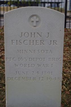 John J Fischer, Jr