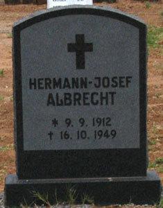 Hermann Josef Heinrich Albrecht