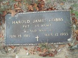 Harold James Fobbs